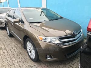 Toyota Venza 2014 Gold   Cars for sale in Lagos State, Ikeja