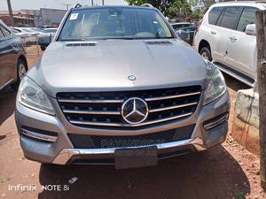 Mercedes-Benz M Class 2012 ML 350 BlueTEC 4Matic Silver   Cars for sale in Edo State, Benin City