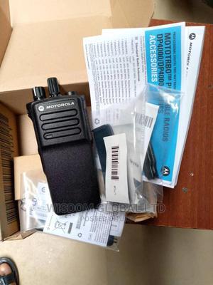 Quality Dp4401 Motorola Radio | Audio & Music Equipment for sale in Lagos State, Ojo