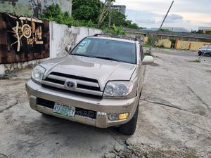 Toyota 4-Runner 2005 Limited V6 4x4 Gold | Cars for sale in Lagos State, Ikoyi