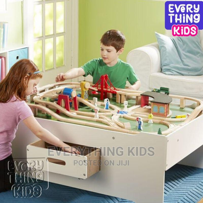 Multi-Activity Train Table   Toys for sale in Ikeja, Lagos State, Nigeria