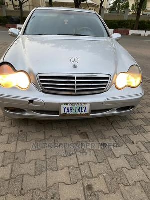 Mercedes-Benz C240 2005 Silver | Cars for sale in Abuja (FCT) State, Jabi