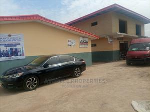 Big Shop With Personal Toilet for Sale at Sango Ui Road | Commercial Property For Sale for sale in Oyo State, Ibadan