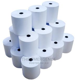 80x80mm Thermal POS Paper Rolls Carton - 50 Pieces | Stationery for sale in Lagos State, Lekki