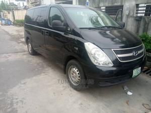 Hyundai H1 2011 2.4 GLS Black   Buses & Microbuses for sale in Lagos State, Ikeja