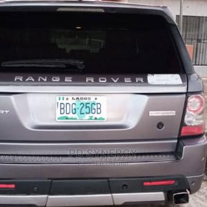 Land Rover Range Rover Sport 2013 HSE 4x4 (5.0L 8cyl 6A) Gray   Cars for sale in Lagos State, Ojodu
