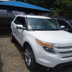 Ford Explorer 2018 Limited AWD White   Cars for sale in Abuja (FCT) State, Garki 2