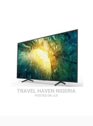 Sony 49 Inch 4K Ultra HD Android Smart TV | TV & DVD Equipment for sale in Abuja (FCT) State, Wuse 2