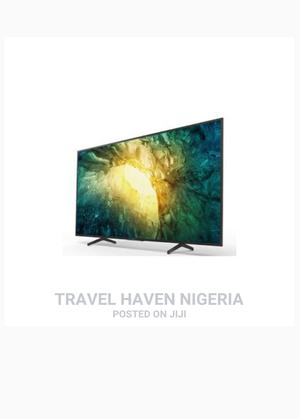 Sony 43 Inch 4K Ultra HD Android Smart TV | TV & DVD Equipment for sale in Abuja (FCT) State, Apo District