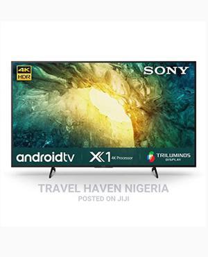 "Sony 55""Bravia Smart Uhd 4K LED TV | TV & DVD Equipment for sale in Abuja (FCT) State, Asokoro"