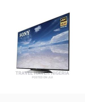Sony 4K Smart TV 65 Inches | TV & DVD Equipment for sale in Abuja (FCT) State, Asokoro