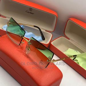 Original Cartier Glasses for Men    Clothing Accessories for sale in Lagos State, Lagos Island (Eko)