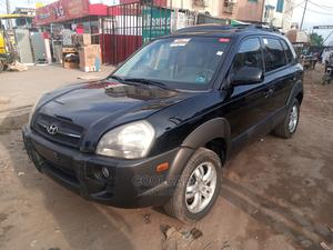 Hyundai Tucson 2007 Limited 4x4 Black | Cars for sale in Lagos State, Isolo