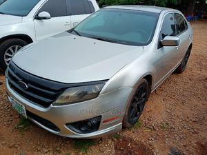 Ford Fusion 2011 SE Silver | Cars for sale in Abuja (FCT) State, Central Business Dis