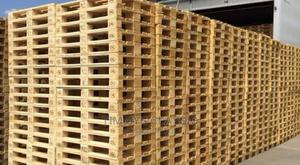 Standard Storage Imported Wooden Pallet | Store Equipment for sale in Lagos State, Ajah