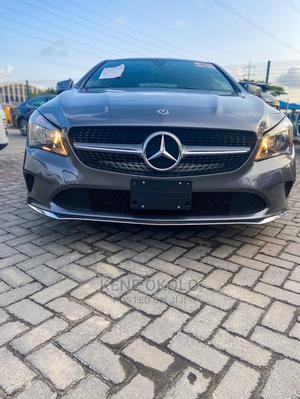 Mercedes-Benz CLA-Class 2019 Gray | Cars for sale in Lagos State, Lekki