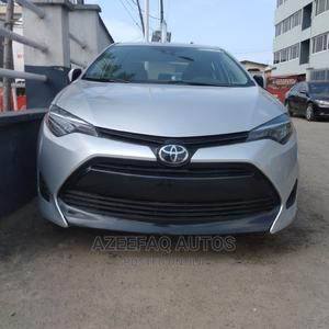 Toyota Corolla 2019 LE (1.8L 4cyl 2A) Silver | Cars for sale in Lagos State, Surulere