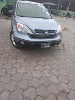 Honda CR-V 2009 EX 4WD Automatic Blue   Cars for sale in Lagos State, Ajah