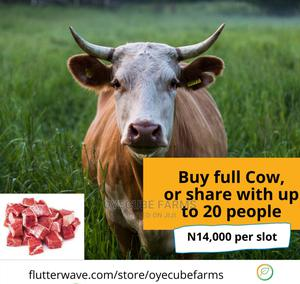 Fresh Cow Beef | Livestock & Poultry for sale in Lagos State, Yaba