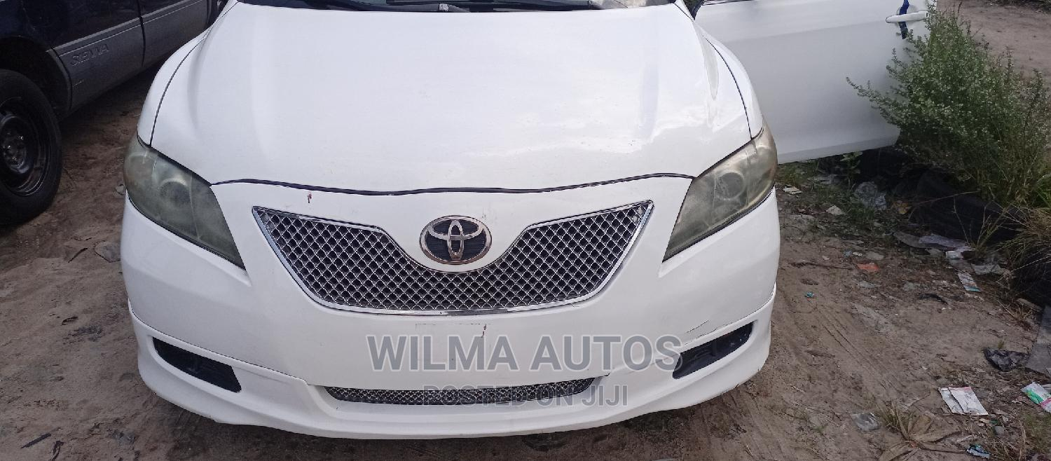 Archive: Toyota Camry 2009 White