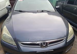 Honda Accord 2006 Gray   Cars for sale in Lagos State, Ikeja