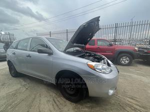 Toyota Matrix 2007 Silver | Cars for sale in Lagos State, Ikeja