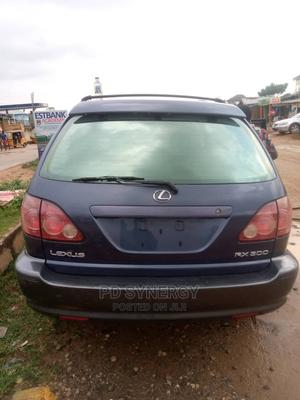 Lexus RX 2003 Green | Cars for sale in Lagos State, Ojodu