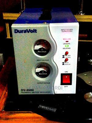 Automatic Voltage Regulator Dura Volt DV-2000   Electrical Equipment for sale in Abuja (FCT) State, Kurudu