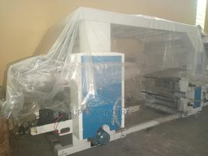 4 Colours Flexo Printing Machine | Printing Equipment for sale in Lagos State, Amuwo-Odofin
