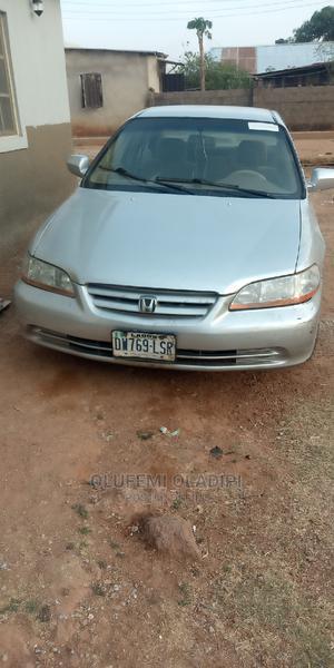 Honda Accord 2001 Coupe Gray   Cars for sale in Kaduna State, Kaduna / Kaduna State