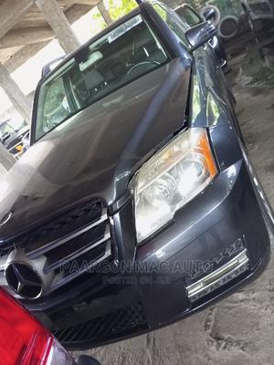 Mercedes-Benz GLK-Class 2010 350 4MATIC Black   Cars for sale in Lagos State, Amuwo-Odofin
