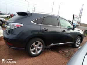 Lexus RX 2011 Black | Cars for sale in Abuja (FCT) State, Lugbe District