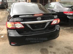 Toyota Corolla 2013 Black | Cars for sale in Lagos State, Ikeja