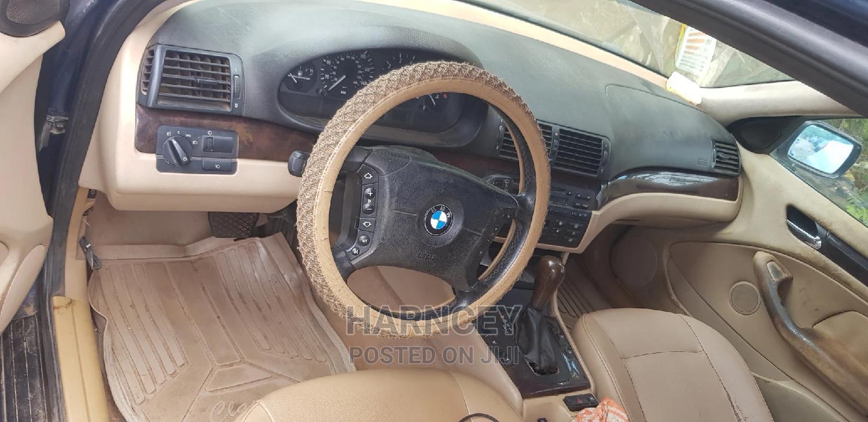 Archive: BMW 325i 2004 Blue