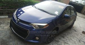 Toyota Corolla 2015 Blue | Cars for sale in Lagos State, Magodo