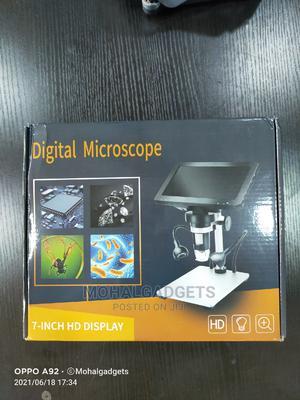 "Digital Microscope + ( 7"" HD Screen) | Medical Supplies & Equipment for sale in Lagos State, Ikorodu"