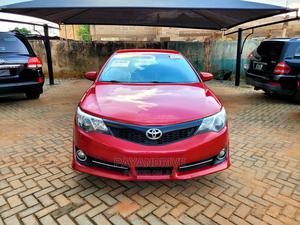Toyota Camry 2014 Red | Cars for sale in Edo State, Benin City