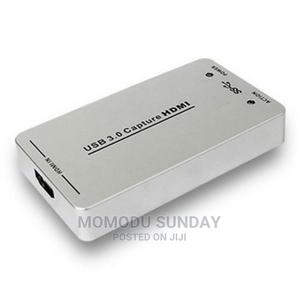 HDMI Video Capture Dongle With USB 3.0 for PC, Gaming.   Computer Accessories  for sale in Lagos State, Ikeja