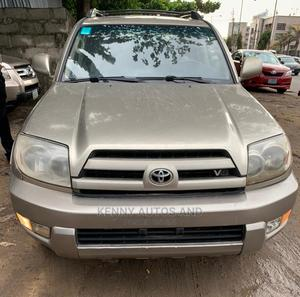 Toyota 4-Runner 2004 Gold   Cars for sale in Lagos State, Surulere