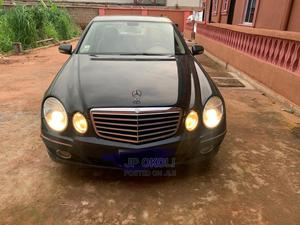 Mercedes-Benz E350 2008 Black | Cars for sale in Anambra State, Onitsha