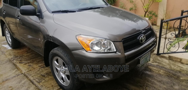 Archive: Toyota RAV4 2010 2.5 4x4 Brown