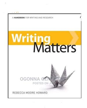 Writing Matters | Books & Games for sale in Lagos State, Yaba