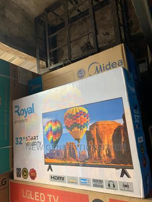 Royal 32 Smart Tv | TV & DVD Equipment for sale in Lagos State, Lagos Island (Eko)