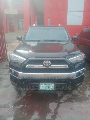 Toyota 4-Runner 2016 Black | Cars for sale in Lagos State, Isolo