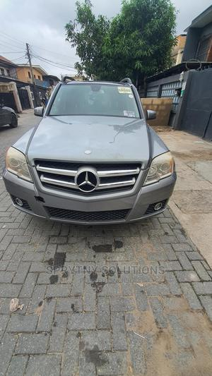 Mercedes-Benz GLK-Class 2010 350 4MATIC Gray   Cars for sale in Lagos State, Surulere
