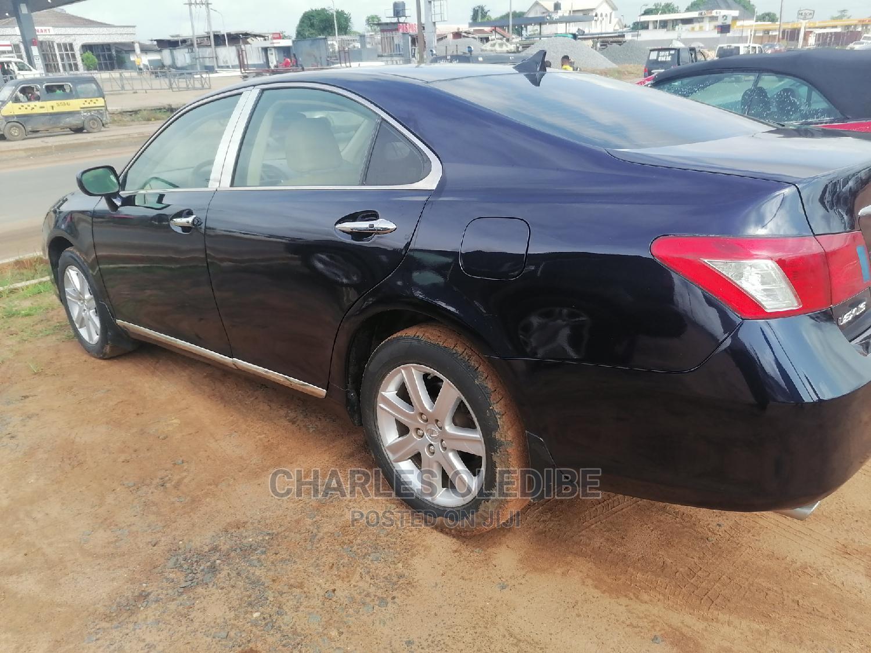 Lexus ES 2008 350 Blue   Cars for sale in Owerri, Imo State, Nigeria