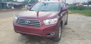 Toyota Highlander 2010 Limited Red | Cars for sale in Lagos State, Ikorodu