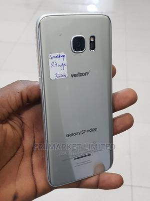 Samsung Galaxy S7 edge 32 GB Silver | Mobile Phones for sale in Delta State, Uvwie