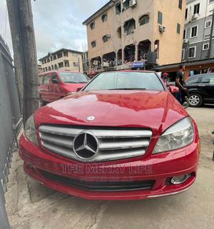 Mercedes-Benz C350 2008 Red   Cars for sale in Lagos State, Lagos Island (Eko)
