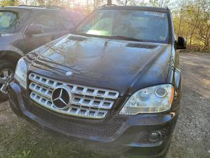Mercedes-Benz M Class 2011 Black | Cars for sale in Lagos State, Ikeja